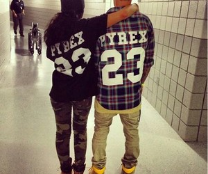 couple, swag, and boy image