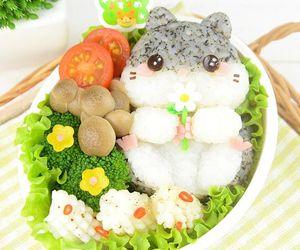 bento, food, and kawaii image