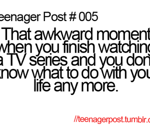teenager post, funny, and life image