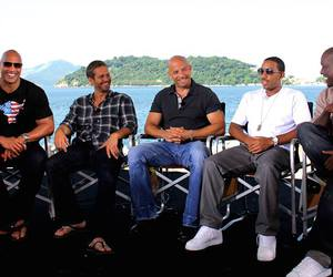 ludacris, paul walker, and Vin Diesel image
