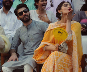 sonam kapoor and fawad khan image