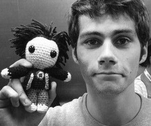 dylan o'brien and teen wolf image
