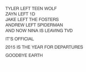 teen wolf, 2015, and the vampire diaries image