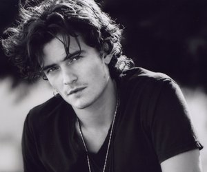 orlando bloom, boy, and Hot image