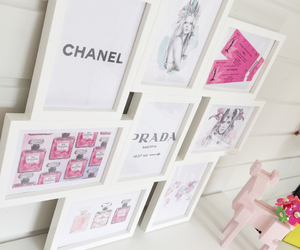 brand, chanel, and moodboard image