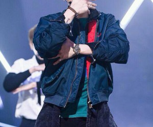 exo, call me baby, and chanyeol image
