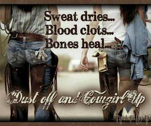 cowgirls and chaps image