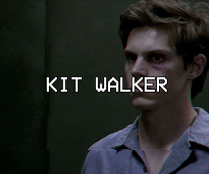american horror story, kit walker, and evan peters image