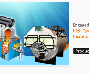thermic fluid heater, non ibr steam boiler, and ibr steam boiler image