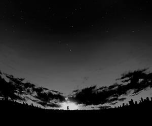 beautiful, sky, and star image