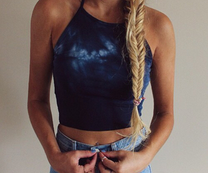 braid, braids, and fit image