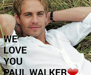 forever, paul, and Walker image