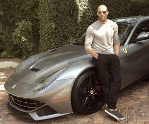 car, Jason Statham, and ferrari image