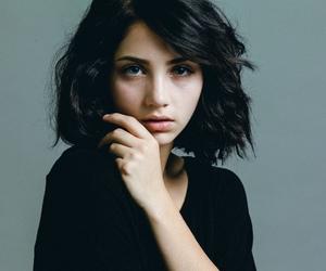 model, emily rudd, and beauty image