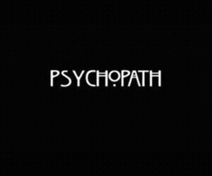 Psycho, psychopath, and ahs image