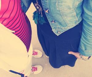 girl, algerian, and hijab image