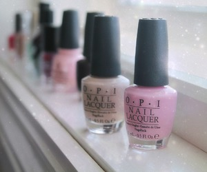beige, colors, and opi image