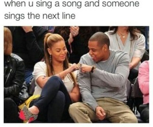 funny, song, and beyoncé image