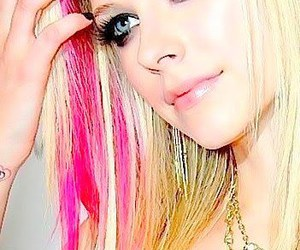 Avril, Avril Lavigne, and blonde image