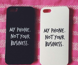 case, phone, and business image