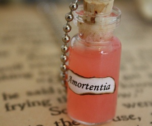 harry potter, amortentia, and potion image
