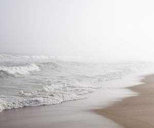 beach, dreams, and nature image
