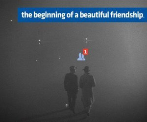 facebook, friendship, and funny image