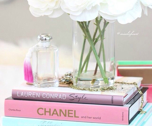 beauty, chanel, and girly image