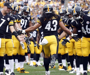 43, retirement, and pittsburgh steelers image