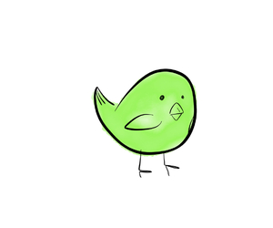 bird, draw, and fly image