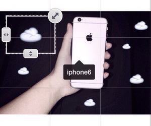 mine and iphone6 image