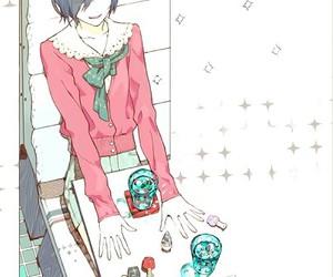 tokyo ghoul, anime, and touka kirishima image