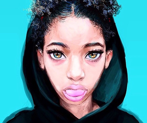 art and willow smith image