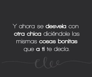 love, ex, and frases image