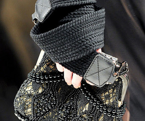 clutch, fashion, and handbag image