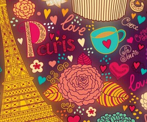 paris, cute, and perfect image