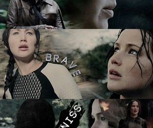 Jennifer Lawrence, katniss, and the hungry games image