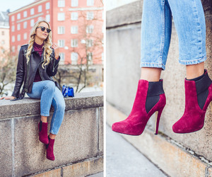 blogger, blonde, and fashion image