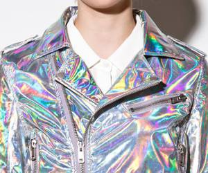 holographic and jacket image