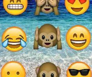 beach, hehe, and monkey image