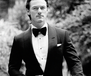 luke evans, actor, and suit image