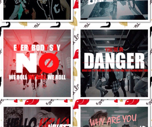 bts, danger, and songs image
