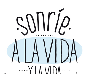 smile, frases, and life image