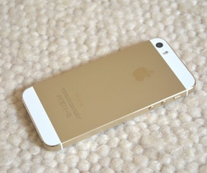 gadgets, iphone, and golden image