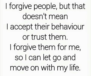 forgive and trust image
