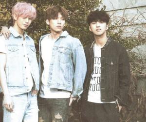 ken, hyuk, and vixx image