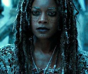 tia dalma, Calypso, and pirates of the caribbean image