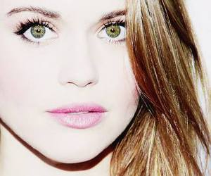 holland roden, girl, and teen wolf image