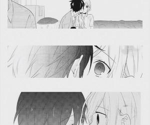 anime, kiss, and Otaku image