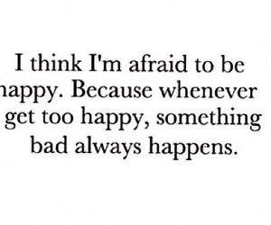 bad and happy image